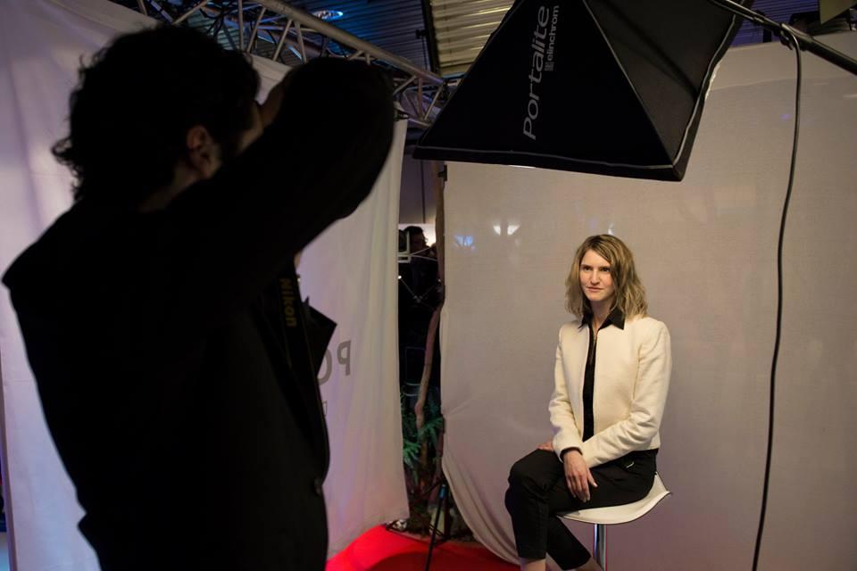 Portrait 2 0 au salon des entrepreneurs portrait 2 0 for Salon des entrepreneurs 2016
