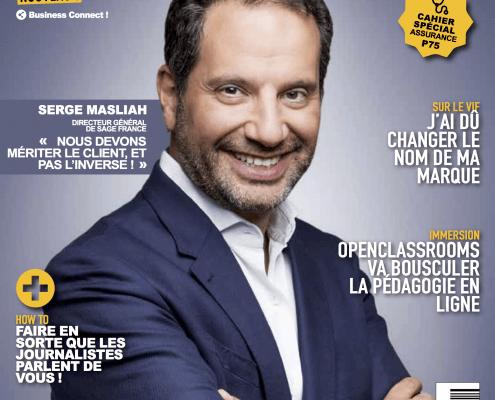 Serge Masliah Portrait 2.0