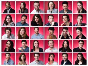 Studio photo portrait 2.0 photographe portrait corporate animation reportage