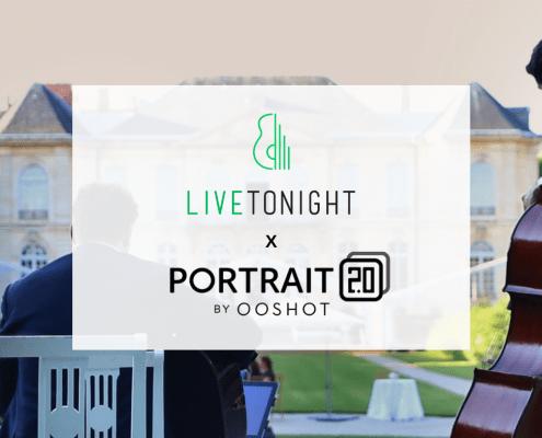 LiveTonight X Portrait 2.0
